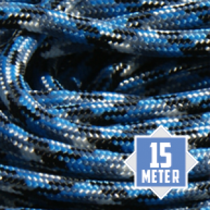 Blue Snake Paracord 550 Typ 3 Ø 4mm (15m)