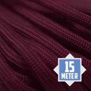 Burgundy Paracord 550 Typ 3 Ø 4mm (15m)