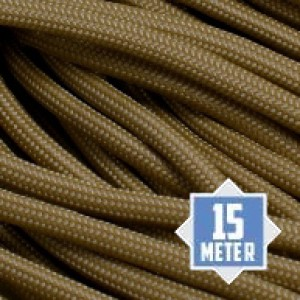 Tan 380 Paracord 550 Typ 3 Ø 4mm (15m)