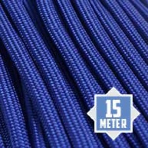 Electric blue Paracord 550 Typ 3 Ø 4mm (15m)