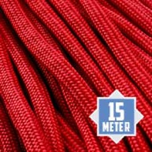 Imperial red Paracord 550 Typ 3 Ø 4mm (15m)
