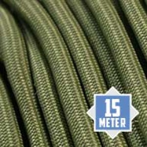 Moss Paracord 550 Typ 3 Ø 4mm (15m)
