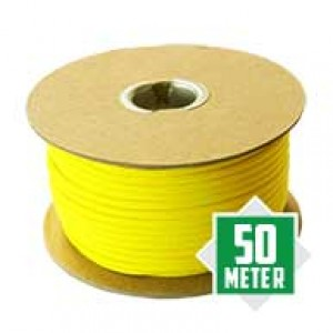 Neon yellow Spuhle Paracord 550 Typ 3 Ø 4mm (50m)