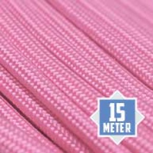 Rose pink Paracord 550 Typ 3 Ø 4mm (15m)