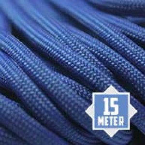 Royal blue Paracord 550 Typ 3 Ø 4mm (15m)