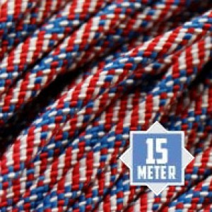 Stars and Stripes Paracord 550 Typ 3 Ø 4mm (15m)