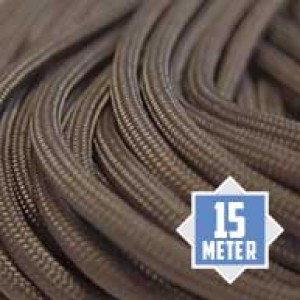 Tan Paracord 550 Typ 3 Ø 4mm (15m)