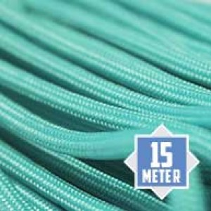 Turquoise Paracord 550 Typ 3 Ø 4mm (15m)