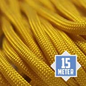 Yellow Paracord 550 Typ 3 Ø 4mm (15m)