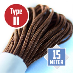 Chocolate Typ II CreaCore© Ø 3mm (15m)