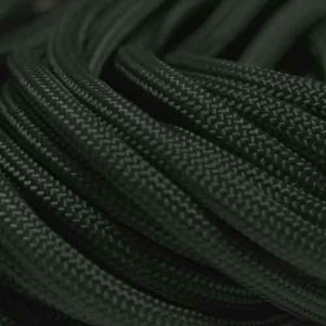 Dark green Paracord 550 Typ 3 Ø 4mm (15m)