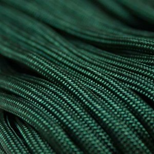 Emerald green Paracord 550 Typ 3 Ø 4mm (15m)