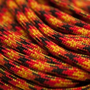 Flame Paracord 550 Typ 3 Ø 4mm (15m)