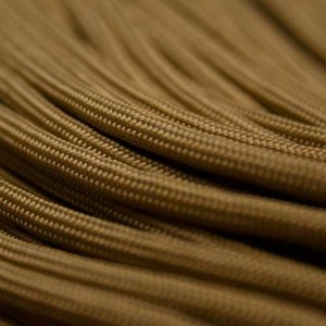 Gold Paracord 550 Typ 3 Ø 4mm (15m)