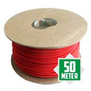Imperial Red Spuhle Paracord 550 Typ 3 Ø 4mm (50m)