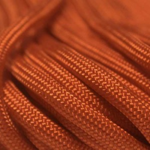International orange Paracord 550 Typ 3 Ø 4mm (15m)