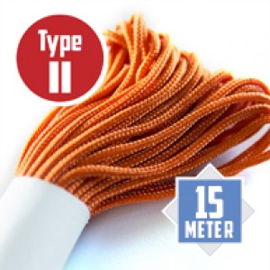International Orange Typ II CreaCore© Ø 3mm (15m)