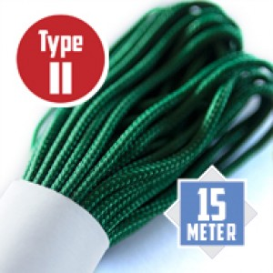 Kelly Green Typ II CreaCore© Ø 3mm (15m)