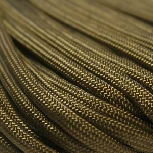 Khaki Paracord 550 Typ 3 Ø 4mm (15m)