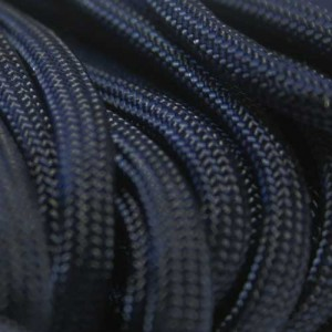 Midnight blue Paracord 550 Typ 3 Ø 4mm (15m)