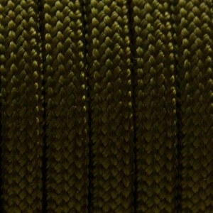 Military green Mil Spec Paracord 550 Typ 3 Ø 4mm (15m)