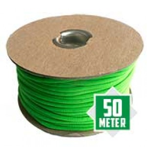 Neon Green Spuhle Paracord 550 Typ 3 Ø 4mm (50m)