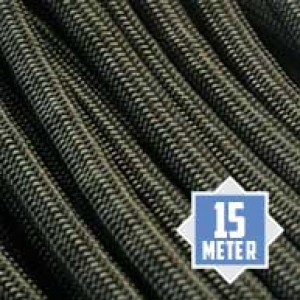 Olive drab Paracord 550 Typ 3 Ø 4mm (15m)
