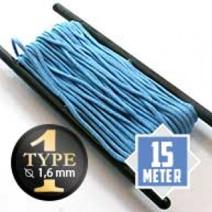Baby Blue Paracord Typ I Ø 2mm (15m)