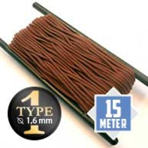 Chocolate Paracord Typ I Ø 2mm (15m)