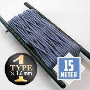 Purple Lavender Paracord Typ I Ø 2mm (15m)