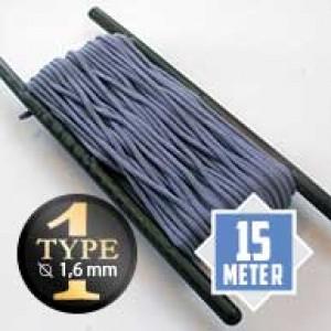 Purple Lavender Paracord Typ I Ø 2mm (15m)