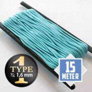 Turquoise Paracord Typ I Ø 2mm (15m)