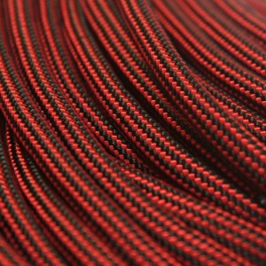 Fire fighter Paracord 550 Typ 3 Ø 4mm (15m)