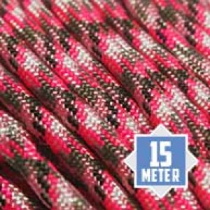 Pretty in pink Paracord 550 Typ 3 Ø 4mm (15m)