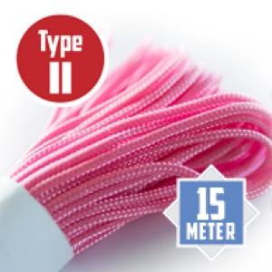Rose Pink Typ II CreaCore© Ø 3mm (15m)