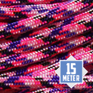 Country Girl Paracord 550 Typ 3 Ø 4mm (15m)