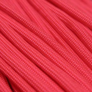 Salmon Paracord 550 Typ 3 Ø 4mm (15m)