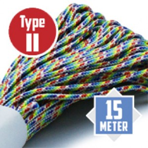 Tie Dye Typ II CreaCore© (15m)