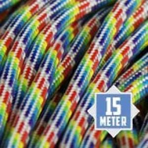 Tie Dye Paracord 550 Typ 3 Ø 4mm (15m)