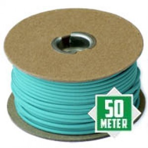 Turquoise Spuhle Paracord 550 Typ 3 Ø 4mm (50m)