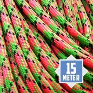 Water Melon Paracord 550 Typ 3 Ø 4mm (15m)